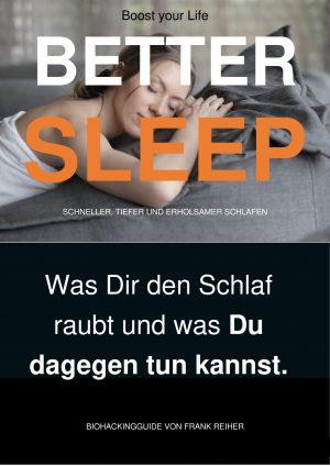 BETTER SLEEP - Frank Reiher
